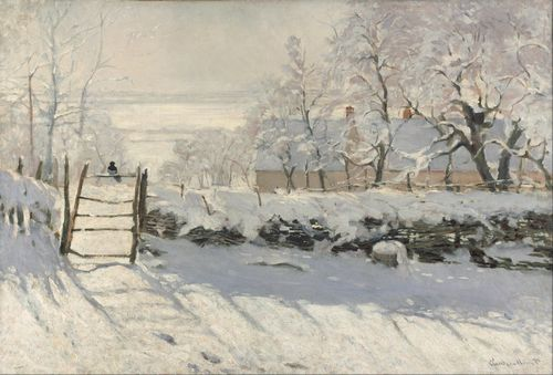 Monet - The Magpie
