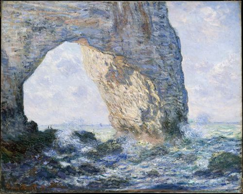 Monet - The Manneporte