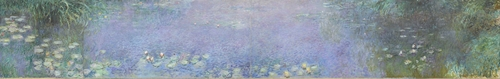 Monet - The Water Lillies - Morning