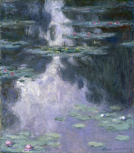 Monet - Water Lilies (Nympheas) 2