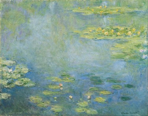 Monet - Waterlilies