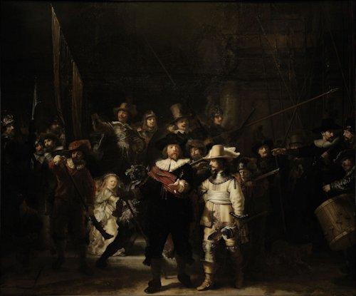 Rembrandt - Nightwatch