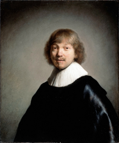 Rembrandt - Portrait of Jacob