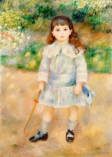 Renoir - Boy with a whip