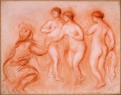 Renoir - The judgement of Paris