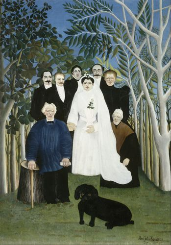 Rousseau - The Wedding Party