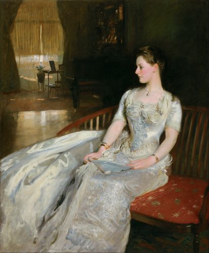 Sargent - Mrs. Cecil Wade