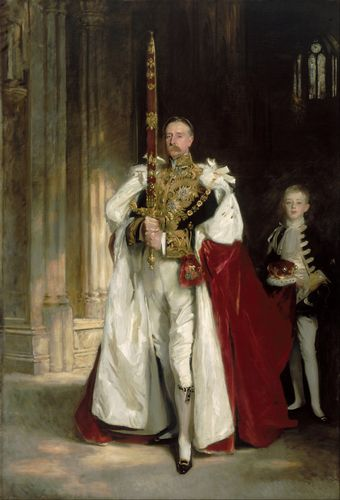 Sargent - Sixth Marquess of Londonderry