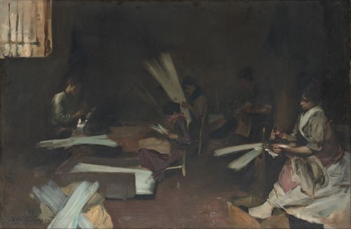 Sargent - Venetian Glass Workers