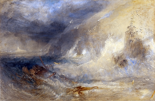 Turner - Lighthouse