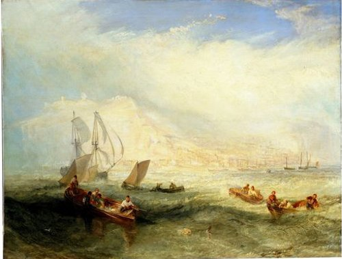 Turner - Line Fishing, Off Hastings