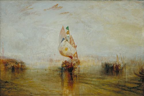 Turner - The Sun of Venice Going to Sea