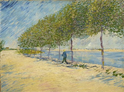 Van Gogh - Along the Seine