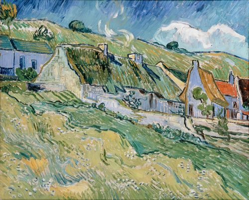 Van Gogh - Cottages