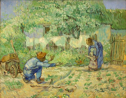 Van Gogh - First steps