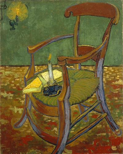 Van Gogh - Gauguins Chair