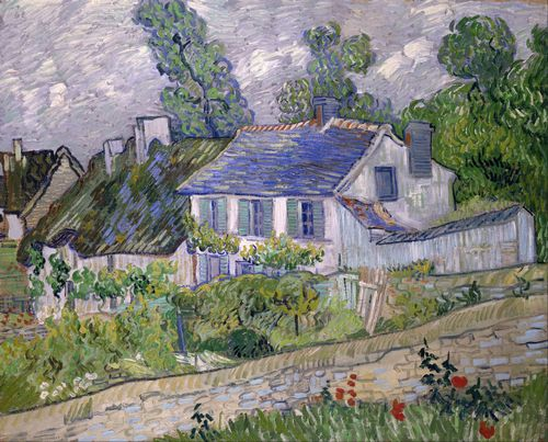 Van Gogh - Houses at Auvers