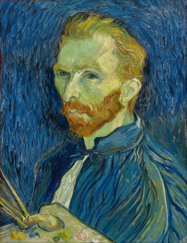 Van Gogh - Self-Portrait 2