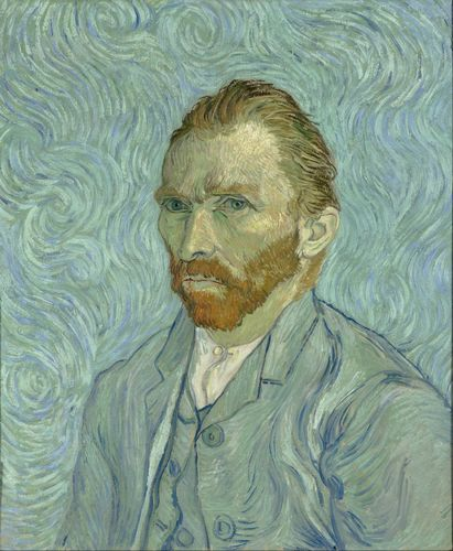 Van Gogh - Self-Portrait 3