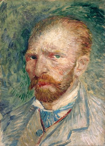Van Gogh - Self-Portrait 4