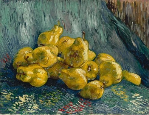 Van Gogh - Still Life with Quinces