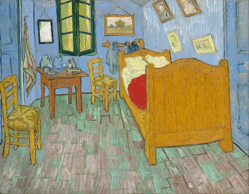 Van Gogh - The Bedroom