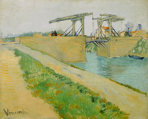 Van Gogh - The Langlois bridge