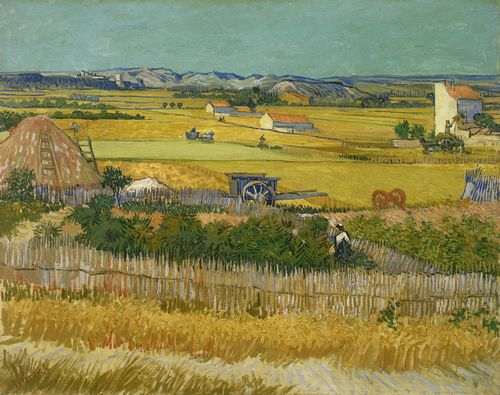 Van Gogh - The harvest