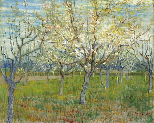 Van Gogh - The pink orchard