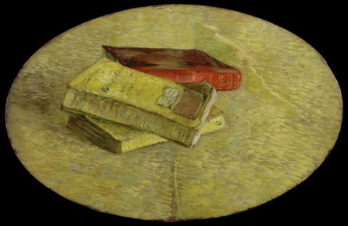 Van Gogh - Three books