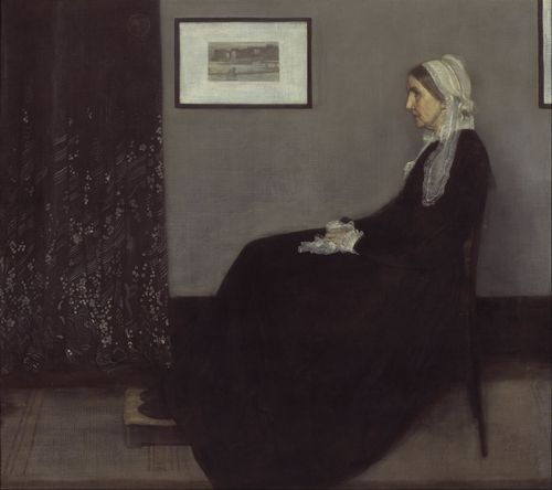 Whistler - Whistlers Mother