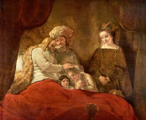 Family by Rembrandt
