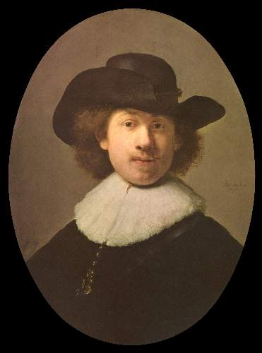 Self Portrait 5 by Rembrandt