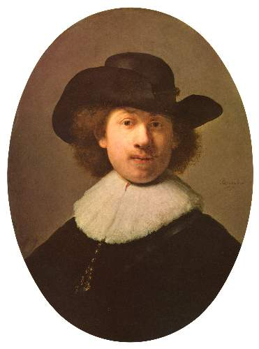 Yet another Self Portrait by Rembrandt