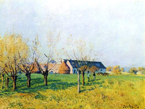 Farming by Sisley