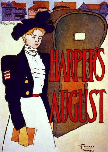 Harpers August