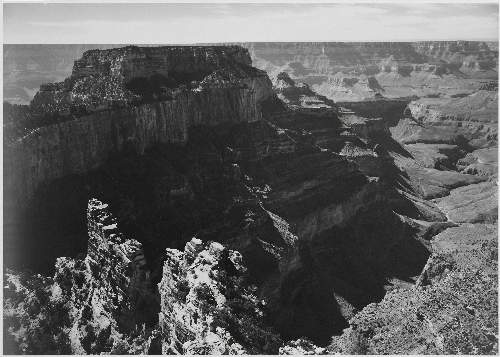 Adams - Grand Canyon