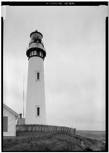 Light - Pigeon Point Lighthouse  2, CA