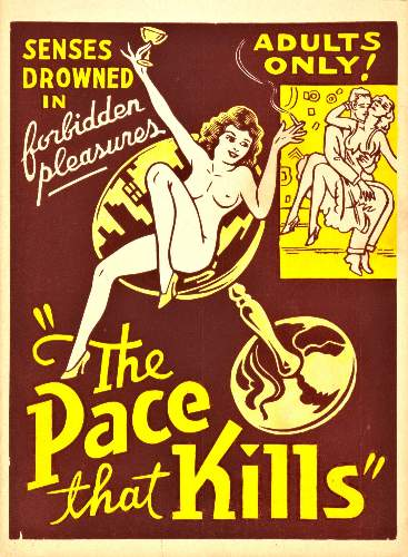 pace that kills poster 1