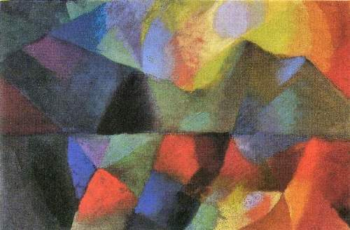 August Macke - Color