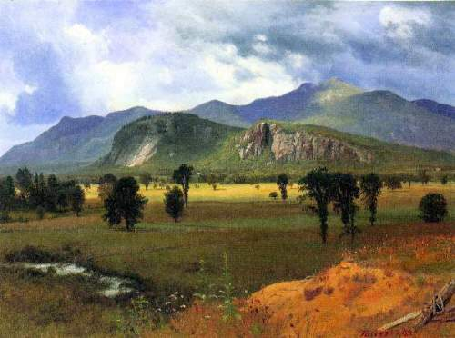 Bierstadt - Moat Mountain, Intervale, New Hampshire