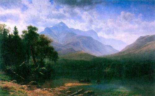 Bierstadt - Mt. Washington
