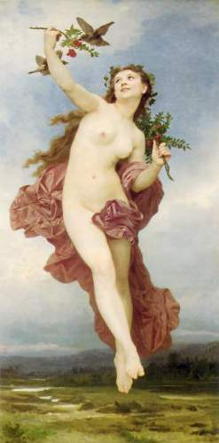 Bouguereau - Day