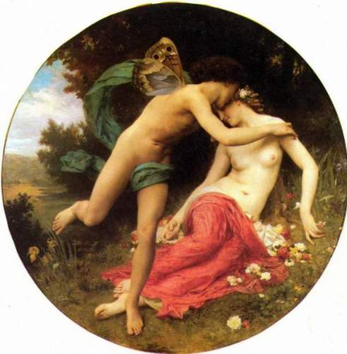 Bouguereau - Flora And Zephyr
