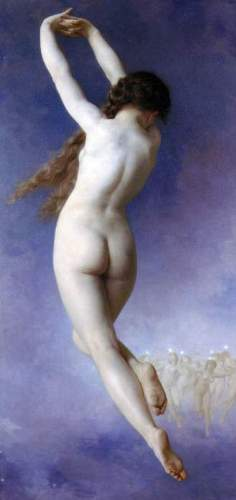 Bouguereau - Lost Pleiad