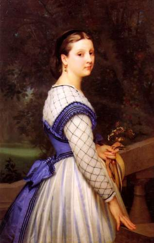 Bouguereau - The Countess de Montholon