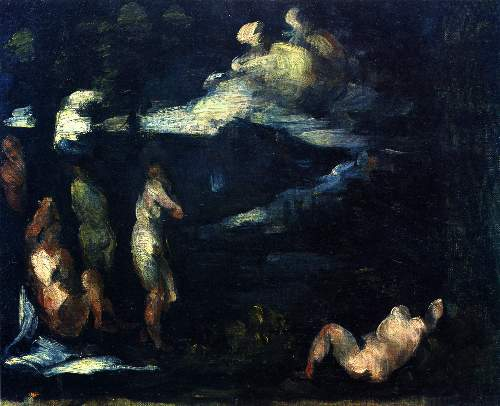 Cezanne - More Bathers