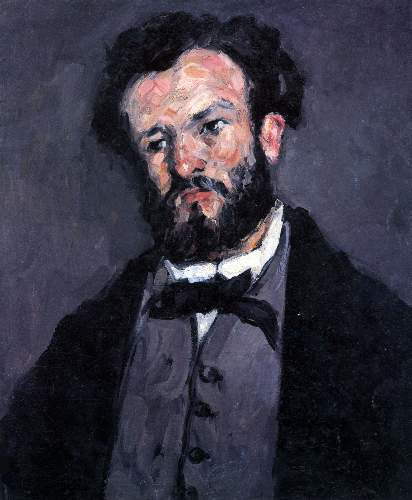Cezanne - Portrait of Antony Valabregue