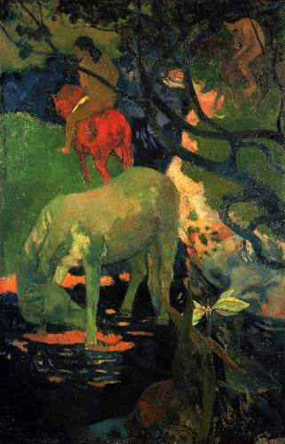 Gauguin - The Mold