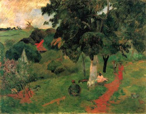 Gauguin - To and Fro